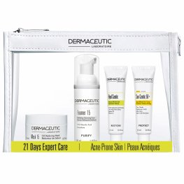 Dermaceutic Acne Skin 21 Day Expert Care Kit
