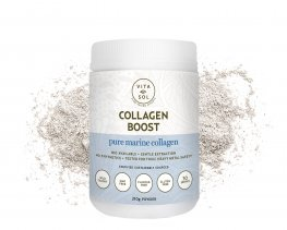 Vita-Sol Collagen Boost Wholefood Powder 210g